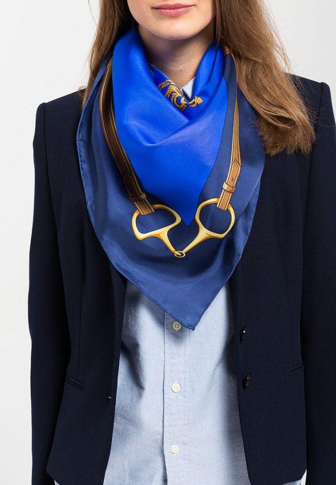 scarf-wrap-675x974 8 Trendy Ways to Wear Winter Scarves Creatively