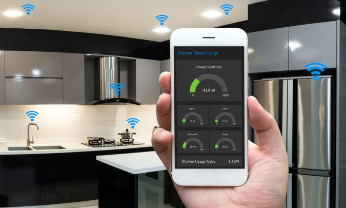 smart-home-smart-kitchen-675x405 Appliances With Wifi Connect - Worth The Price? Is It That Good?