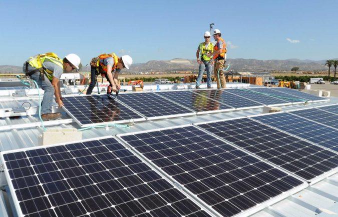 solar-energy-Nrel-solar-675x434 Environmental Benefits of Domestic Solar Energy Systems