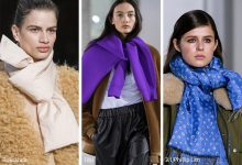 Photo of 8 Trendy Ways to Wear Winter Scarves Creatively .. [2019 Trends]
