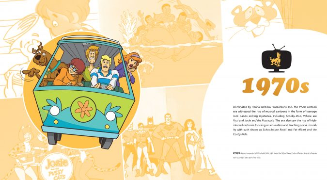 1-675x371 It's Saturday Morning! Celebrating the Golden Era of Cartoons 1960s-1990s