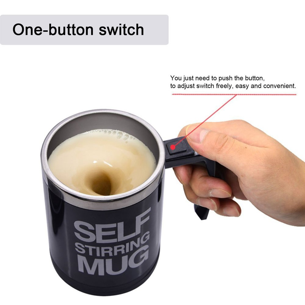 2-Upgraded-Self-Stirring-Mug-with-Stainless-Steel-Inner-Tank Upgraded Electric Self Stirring Mug
