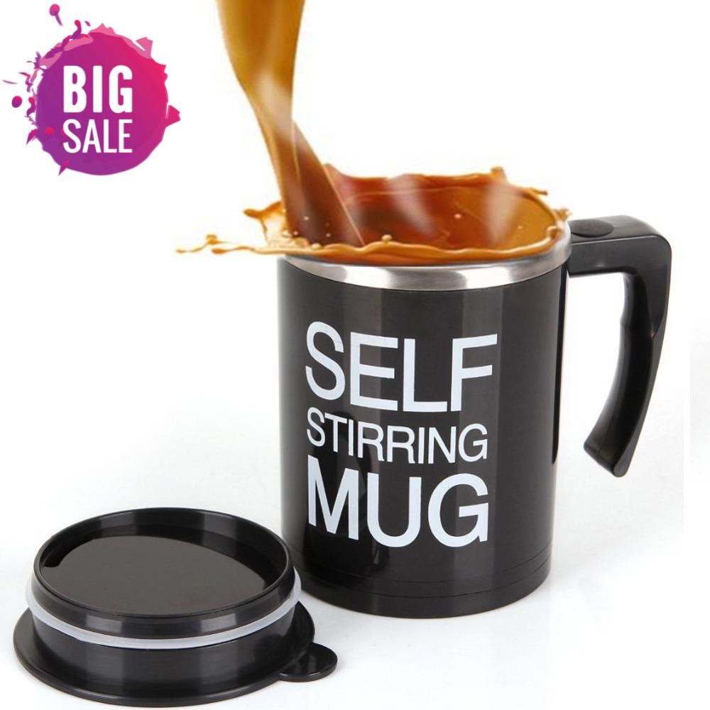 Self Mug Upgraded Electric Stirring Mug Electric Upgraded Self Upgraded Stirring 2EHYbeD9WI