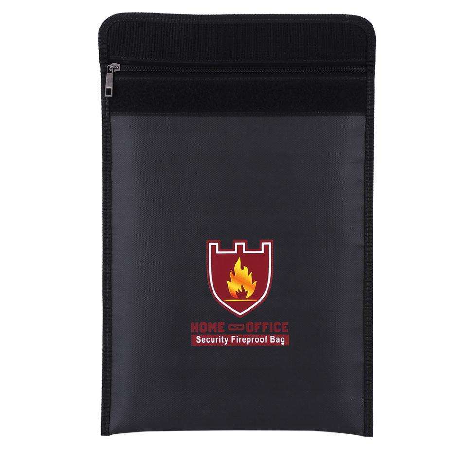 Fire-and-Water-Resistant-Bag-1 Fire and Water Resistant Bag (Double Sided)