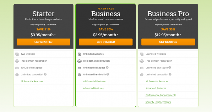 Hostpapa-plans-675x358 Why Is Hostpapa Suitable for Your Small Business? .. [Detailed Review]