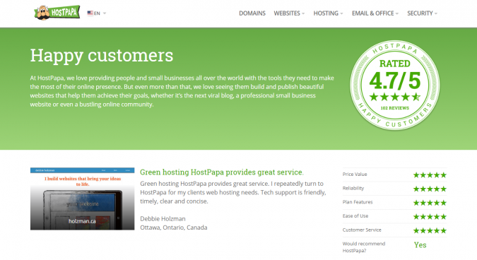 Hostpapa-reviews-675x368 Why Is Hostpapa Suitable for Your Small Business? .. [Detailed Review]