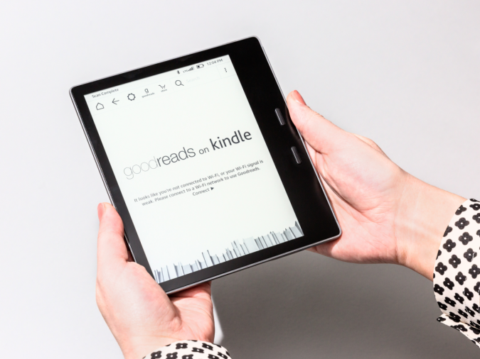 Kindle-Ereader-675x506 Top 10 Must-Have Back to School Gadgets 2020