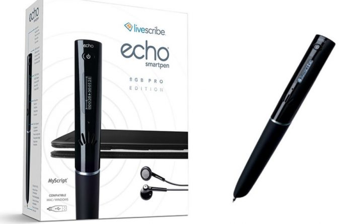 Livescribe-2GB-Echo-Smartpen-1-675x444 Top 10 Must-Have Back to School Gadgets 2020