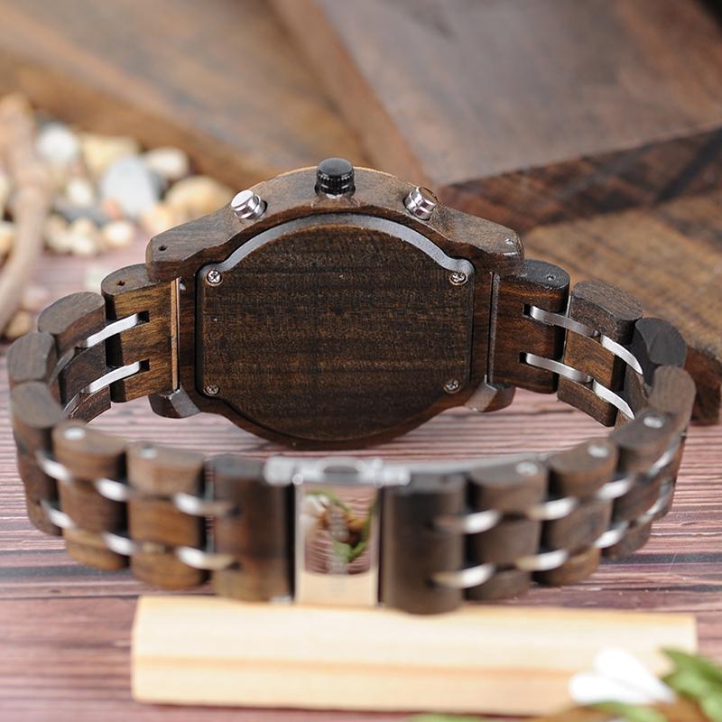 Luxury-Wooden-Watches-For-Women-2 Luxury Wooden Watches For Women .. [in Wooden Gift Box]