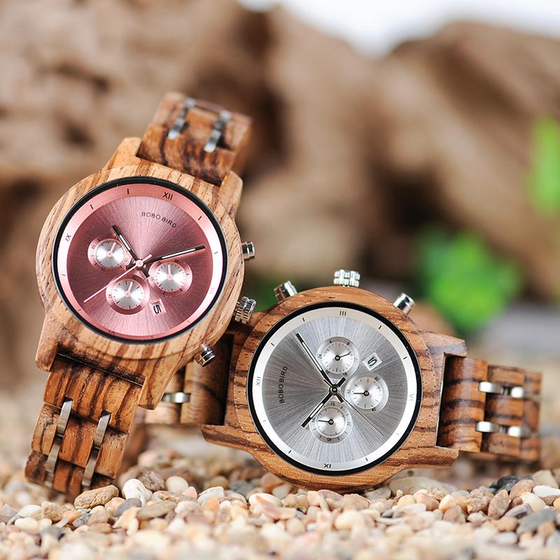 Luxury-Wooden-Watches-For-Women-3 Luxury Wooden Watches For Women .. [in Wooden Gift Box]