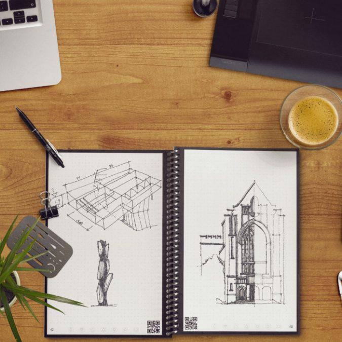 Rocketbook-Everlast-Reusable-Smart-Notebook..-675x675 Top 10 Must-Have Back to School Gadgets 2020