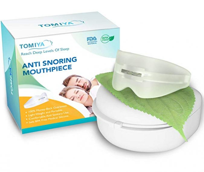 Tomiya-Snore-Stopper-Mouthpiece-Snoring-Solution.-675x570 Best 10 Anti-Snoring Devices Available Online