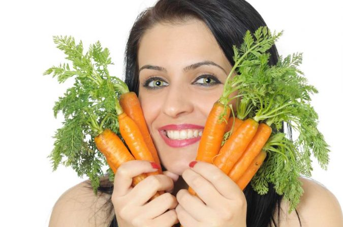 carrot.-675x448 Best 10 Hair Growth Methods with Home Remedies