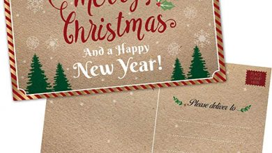 Photo of 50+ Best Merry Christmas & Happy New Year Greeting Cards 2019