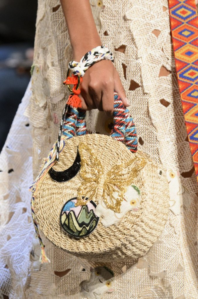 fashion-accessories-bags-Vivienne-Tam-spring-2018-675x1015 70+ Retro Fashion Ideas & Trends for Fall/Winter 2020