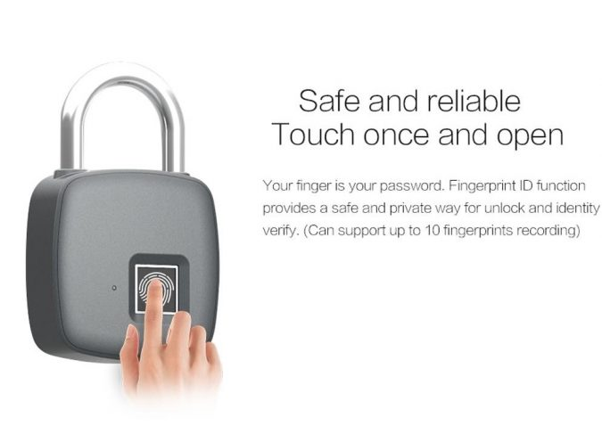fingerprint-lock-2-675x478 Keyless Fingerprint Security Padlock