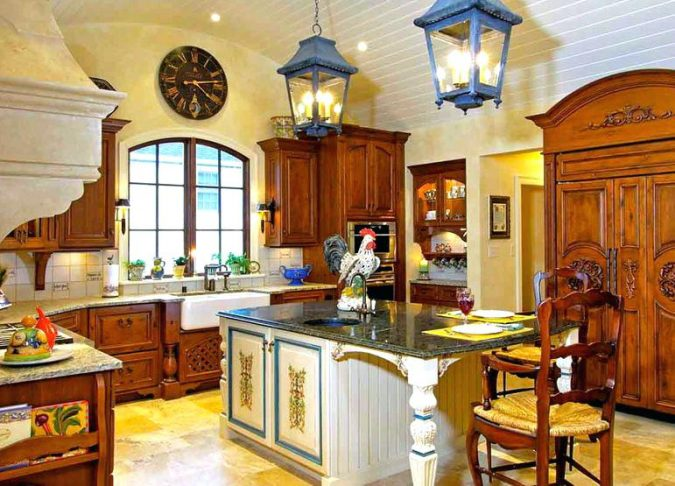 french-kitchen-furniture-french-country-furniture-675x486 10 Outdated Kitchen Trends to Substitute in 2019