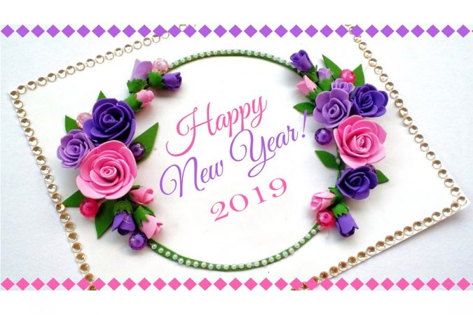 happy-new-year-card-1-675x450 50+ Best Merry Christmas & Happy New Year Greeting Cards 2019 - 2020