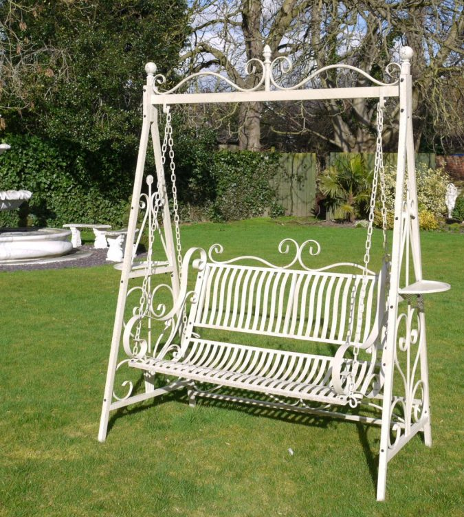 home-garden-Swing-Bench-675x752 8 Ideas to Revamp Your Garden for 2019
