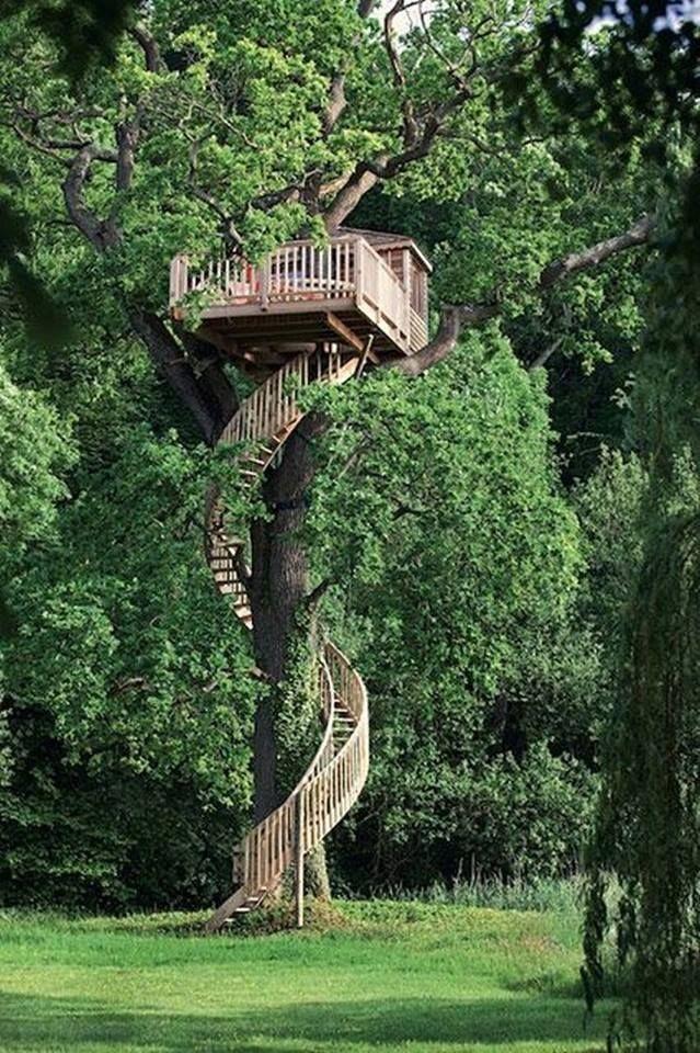 home-garden-Treehouse-3 +7 Ideas to Revamp Your Garden for 2020