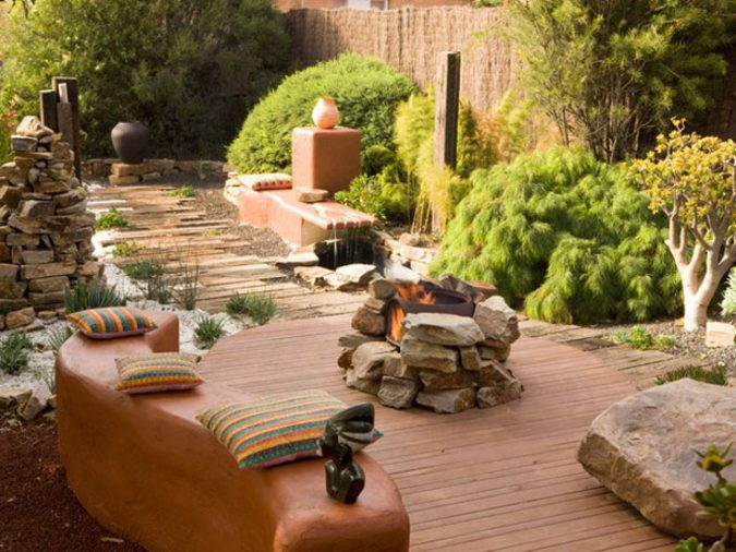 home-garden-fire-pit-3-675x506 +7 Ideas to Revamp Your Garden for 2020