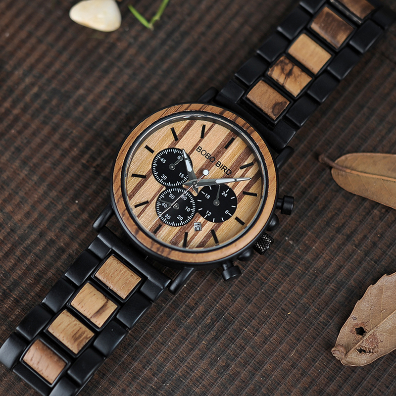 luxury-wooden-men-watch-2 Luxury Wooden Watches For Men