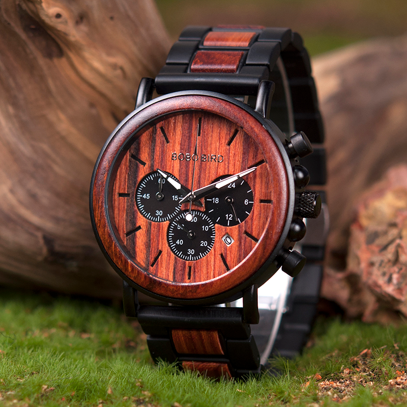 luxury-wooden-men-watch-3 Luxury Wooden Watches For Men