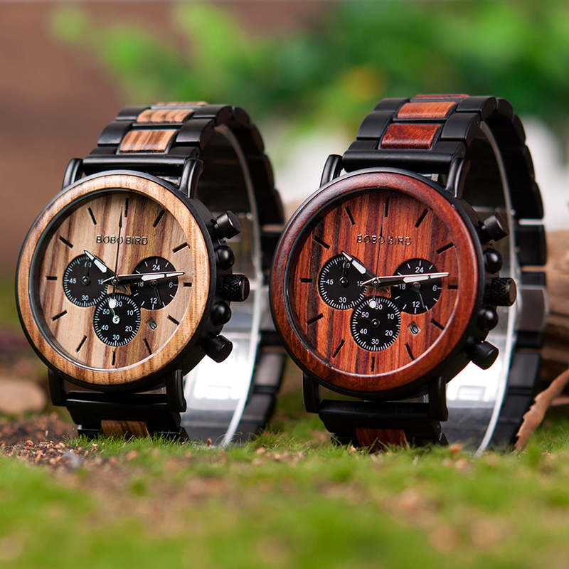 luxury-wooden-men-watch-4 Luxury Wooden Watches For Men