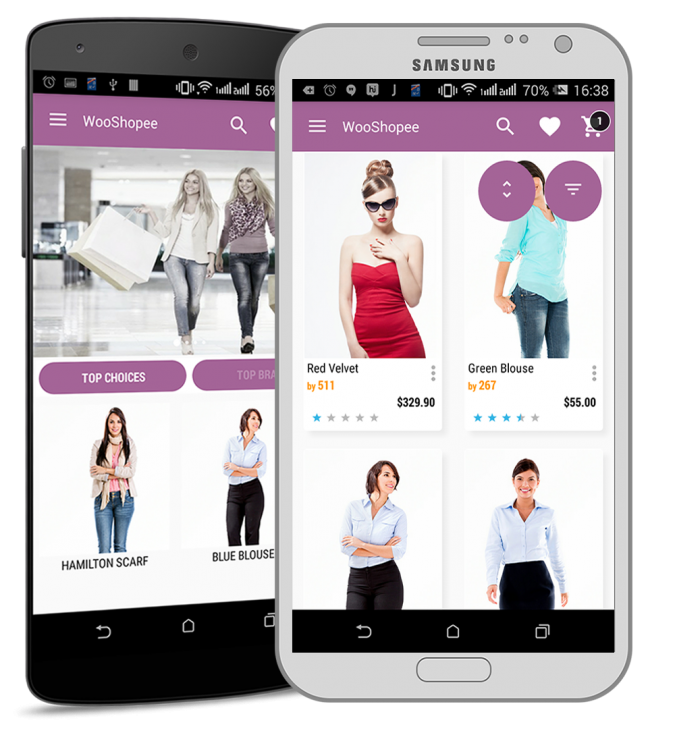 mobile-app-woocommerce-home-675x733 Should Your Business Use Niche Software?!