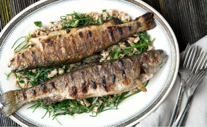 paleo-diet-fish-675x414 Spotlight on the Paleo Diet: Is It for You?