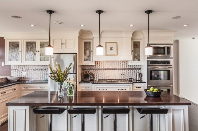 pendant-lighting-kitchen-decor-675x447 10 Outdated Kitchen Trends to Substitute in 2019