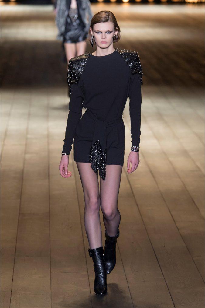 retro-fashion-outfit-Saint-Laurent-fall-winter-2019-_SAI0375_20180227232141-675x1012 70+ Retro Fashion Ideas & Trends for Fall/Winter 2020