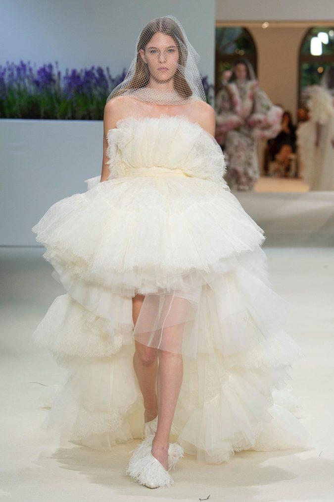retro-fashion-white-shoes-Giambattista-Vallie-Haute-Couture-fall-winter-2019-675x1013 70+ Retro Fashion Ideas & Trends for Fall/Winter 2020
