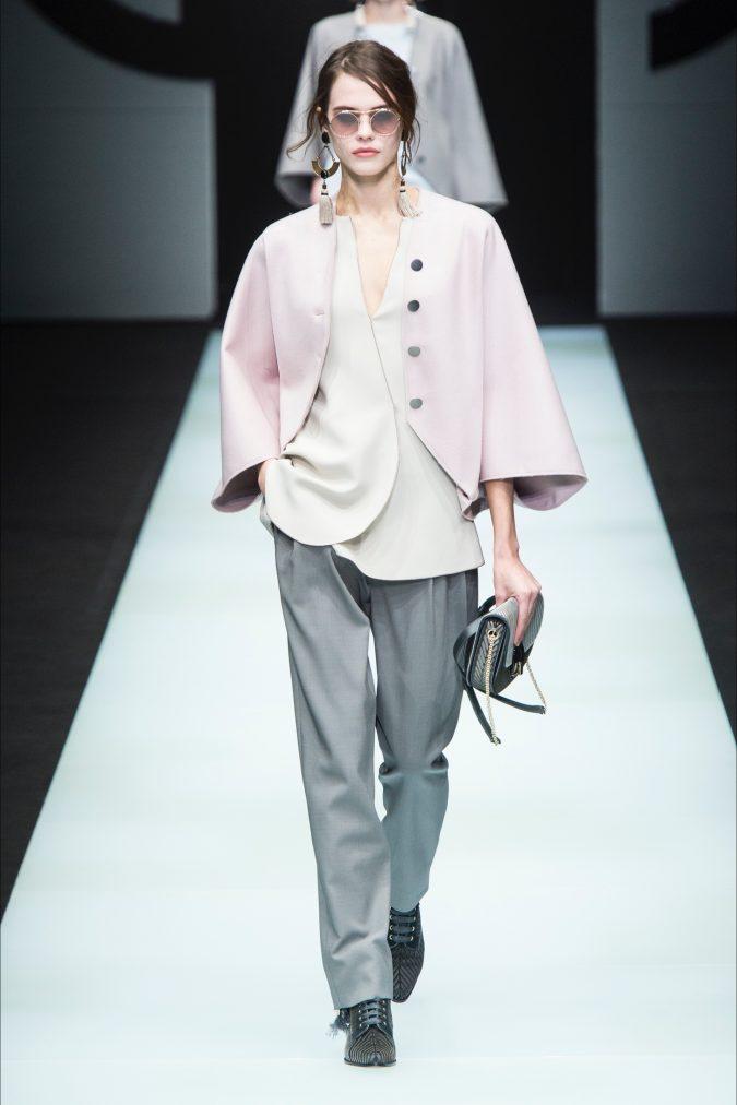 retro-outfit-suit-giorgio-armani-fall-winter-2019-KIM_0069_20180224142449-675x1012 70+ Elegant Winter Outfit Ideas for Business Women