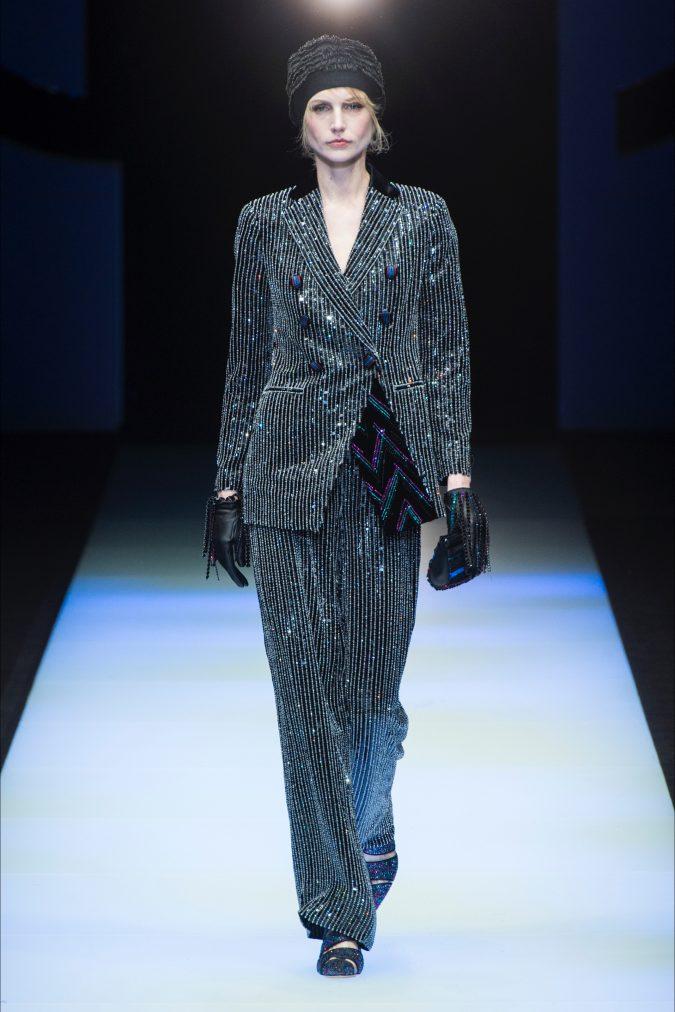 retro-outfit-suit-giorgio-armani-fall-winter-2019-KIM_1181_20180224143002-675x1012 70+ Retro Fashion Ideas & Trends for Fall/Winter 2019