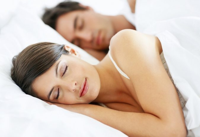 sleeping-675x463 Best 10 Anti-Snoring Devices Available Online
