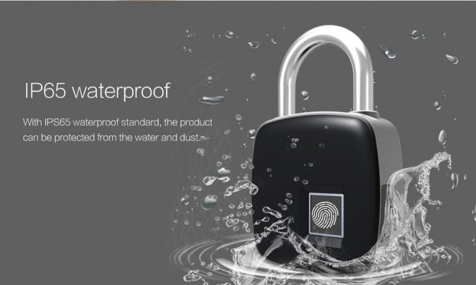 smart-fingerprint-lock-portable-security-675x404 Keyless Fingerprint Security Padlock