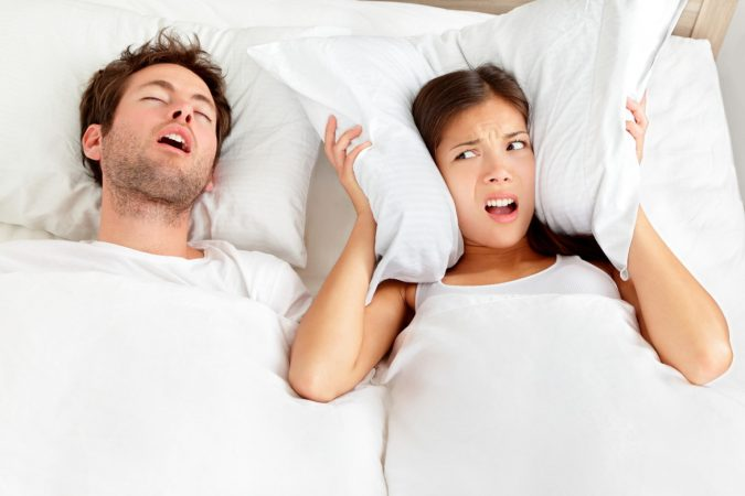 snoring-675x450 Best 10 Anti-Snoring Devices Available Online