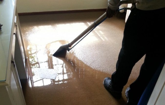 water-flood-Carpet-Cleaning-675x432 How to Manage a Pipe Burst While Plumbing Repairs Are In Process