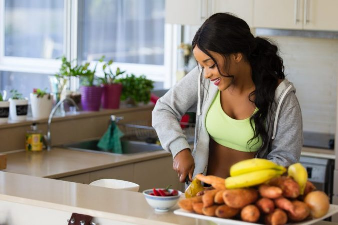 woman-cooking-dieter-675x450 Spotlight on the Paleo Diet: Is It for You?