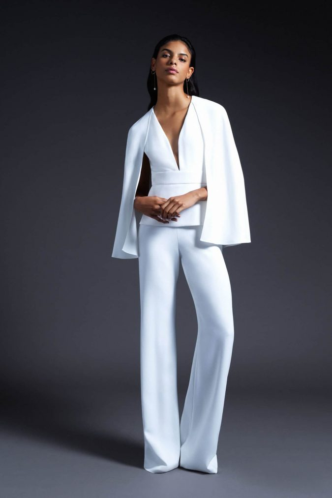 00014-cushnie-fall-2019-bridal-675x1013 150+ Bridal Fashion Trends and Ideas for Fall/winter 2020