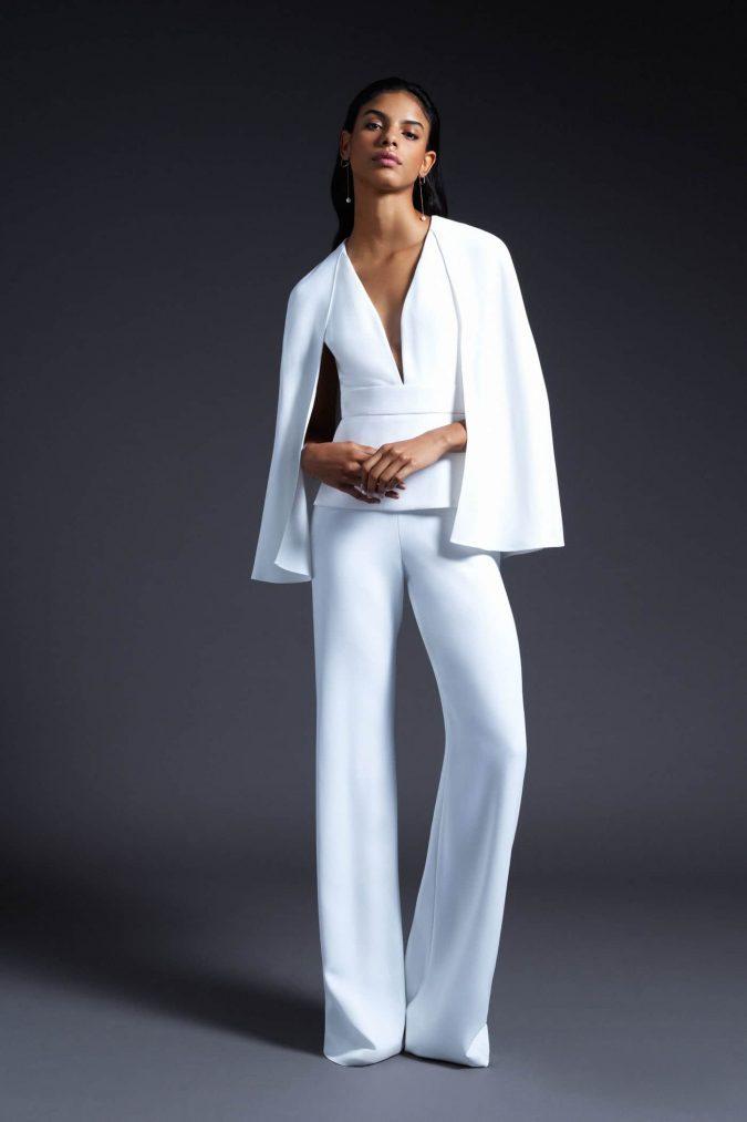 00014-cushnie-fall-2019-bridal-675x1013 150+ Bridal Fashion Trends and Ideas for Fall/winter 2019