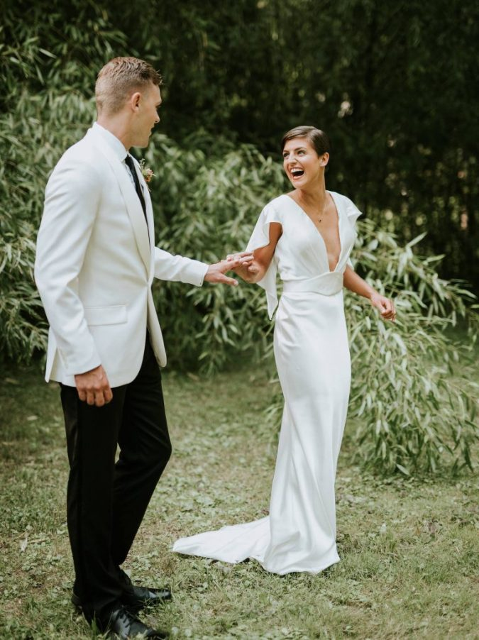 011-The-2019-Wedding-Dress-Trends-Brides-Need-to-Know--675x902 150+ Bridal Fashion Trends and Ideas for Fall/winter 2019