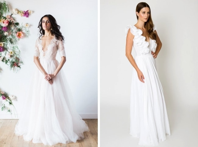 012-The-2019-Wedding-Dress-Trends-Brides-Need-to-Know 150+ Bridal Fashion Trends and Ideas for Fall/winter 2020