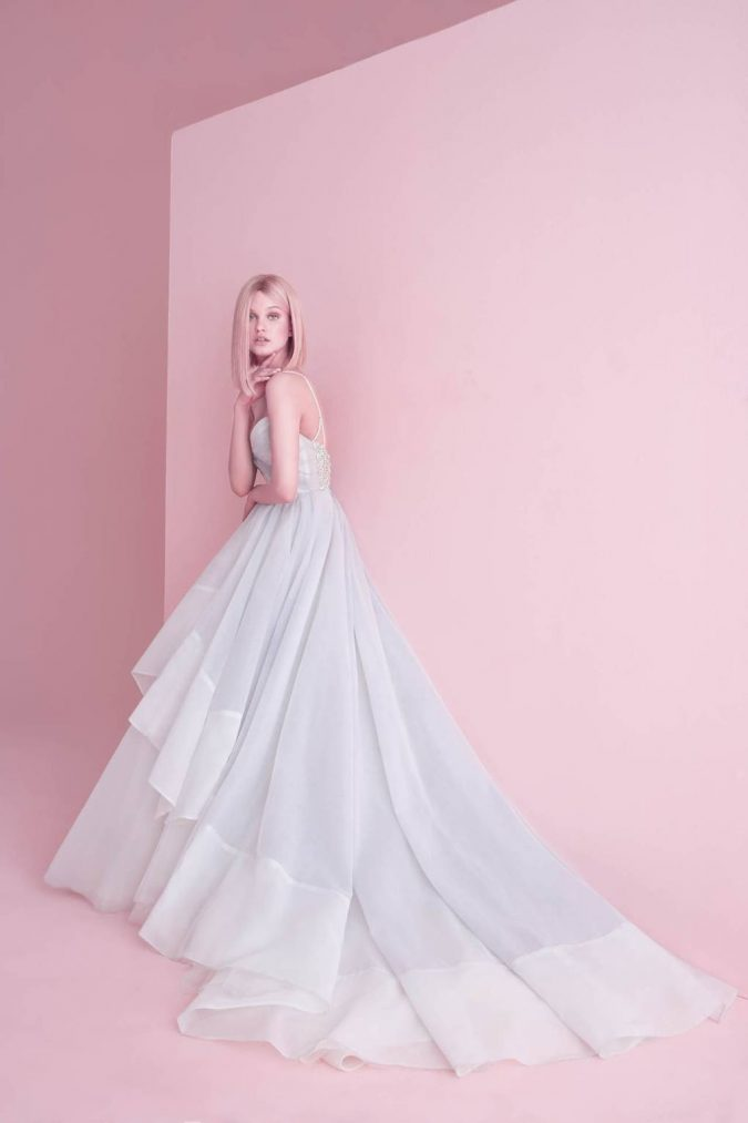 18_Billie_065-hayley-paige-blush-675x1013 150+ Bridal Fashion Trends and Ideas for Fall/winter 2019