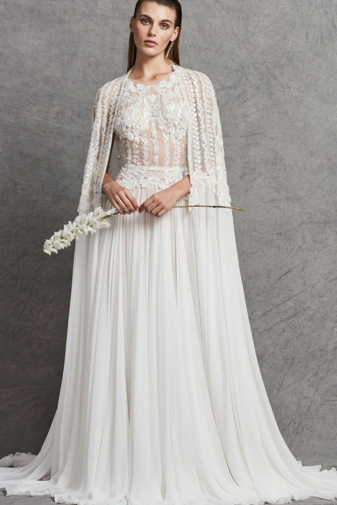23-zuhair-murad-fw18-bridal-1515432988-675x1012 150+ Bridal Fashion Trends and Ideas for Fall/winter 2019