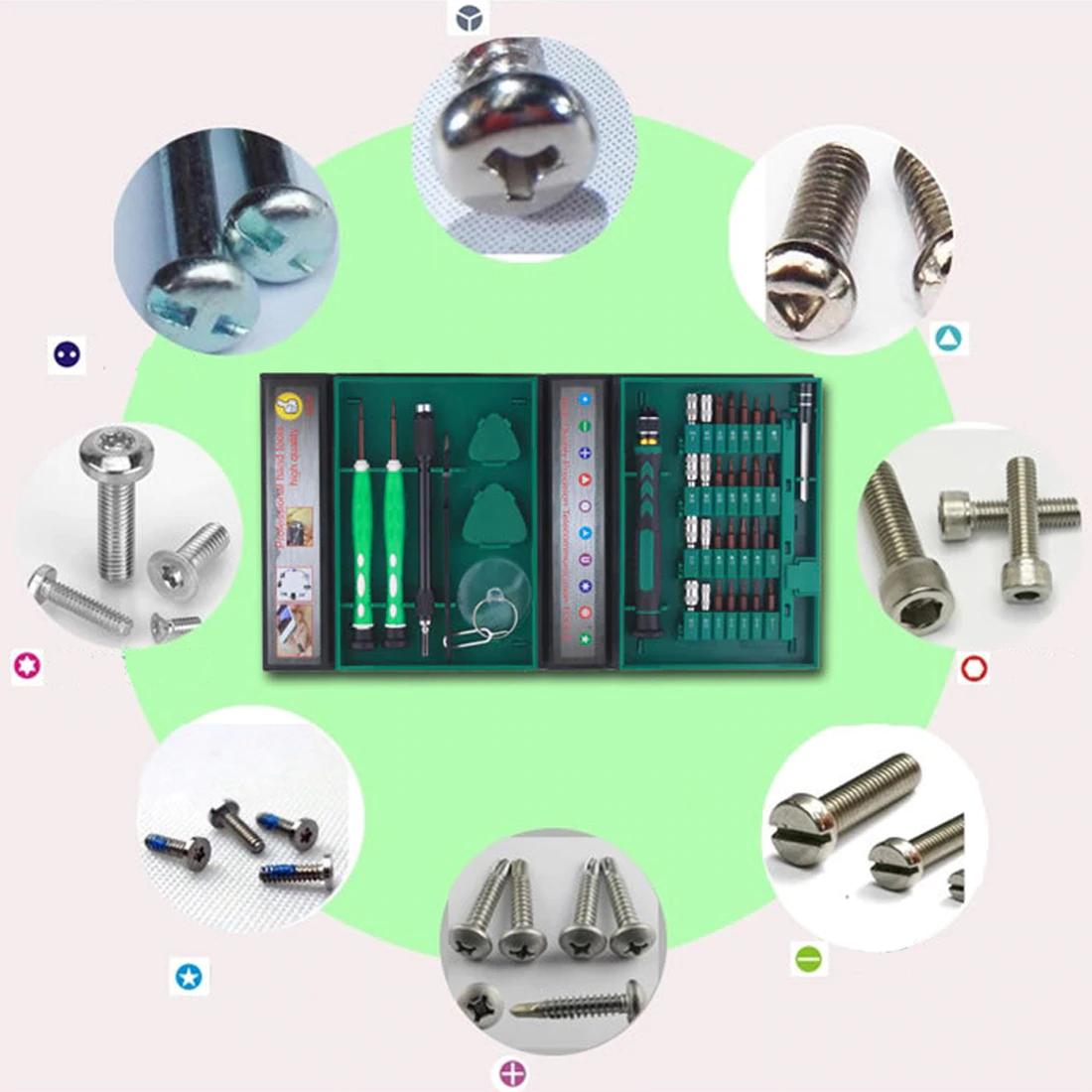 38-In-1-Magnetic-Screwdriver-Kit-4 38 In 1 Magnetic Screwdriver Kit