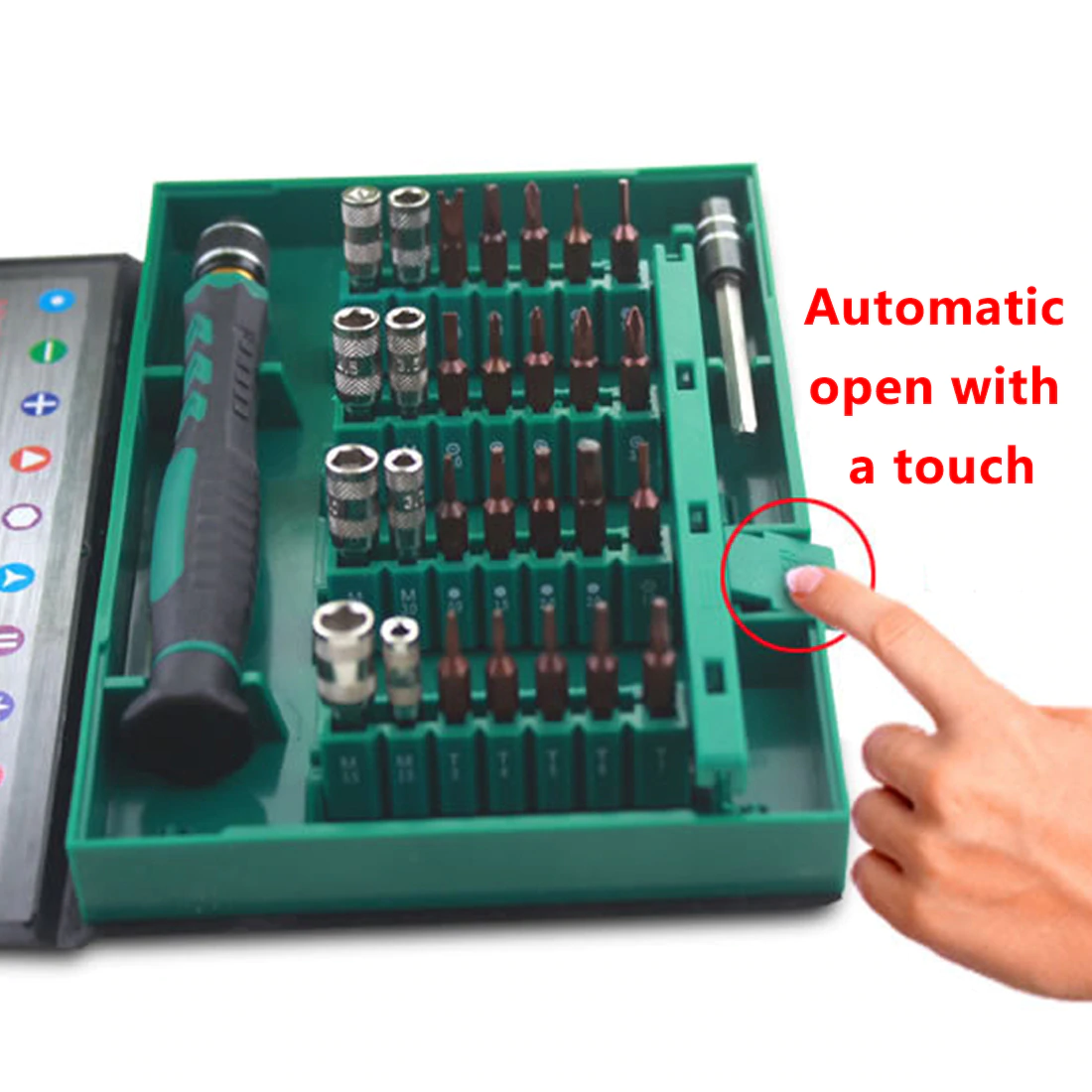 38-In-1-Magnetic-Screwdriver-Set 38 In 1 Magnetic Screwdriver Kit