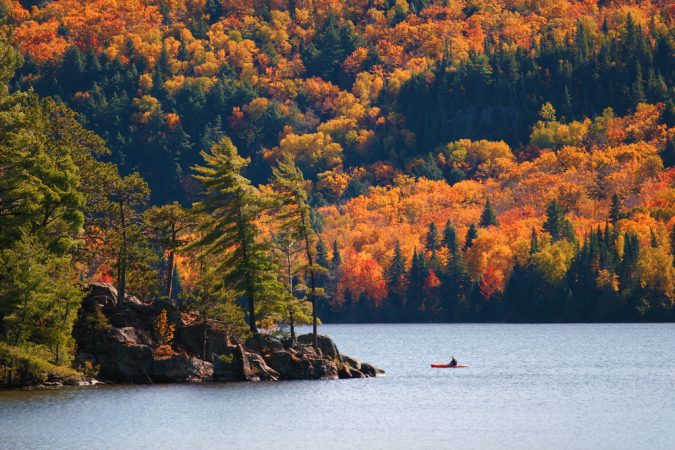 Algonquin-Park-Canada-675x450 5 Hidden Gems to Visit in Canada