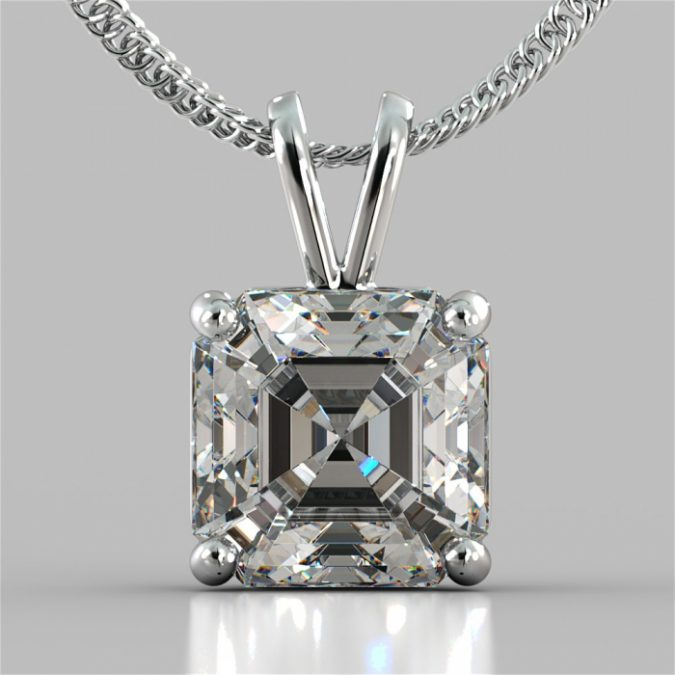 Asscher-diamond-cut.-675x675 Diamond Cuts and Cutting Styles